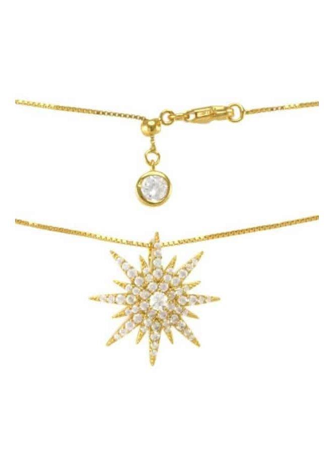 Rockstar Necklace - Gold