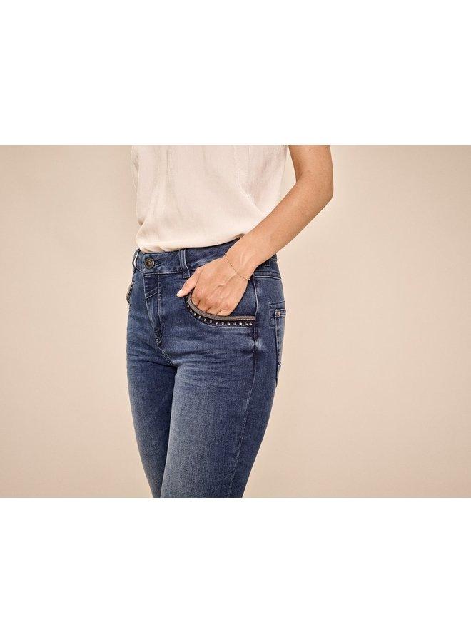 Naomi Soho Jeans - Blue