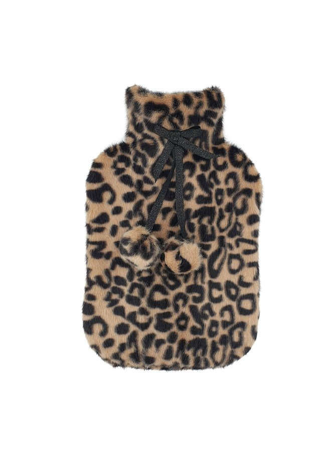 Hot Water Bottle Cover - Leo