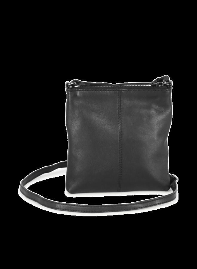 Vanilla Crossbody Bag - Black