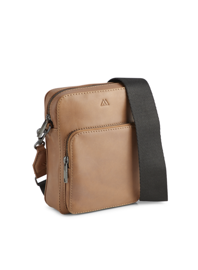 Bexley Crossbody Bag - Antique/Caramel