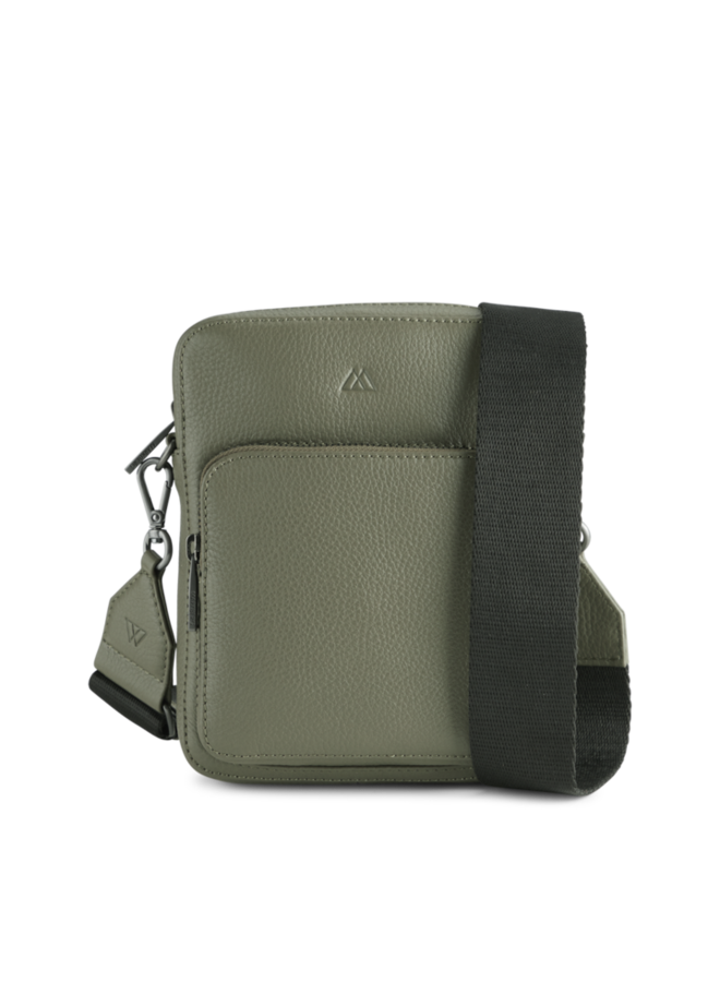 Bexley Crossbody Bag - Grain/Olive