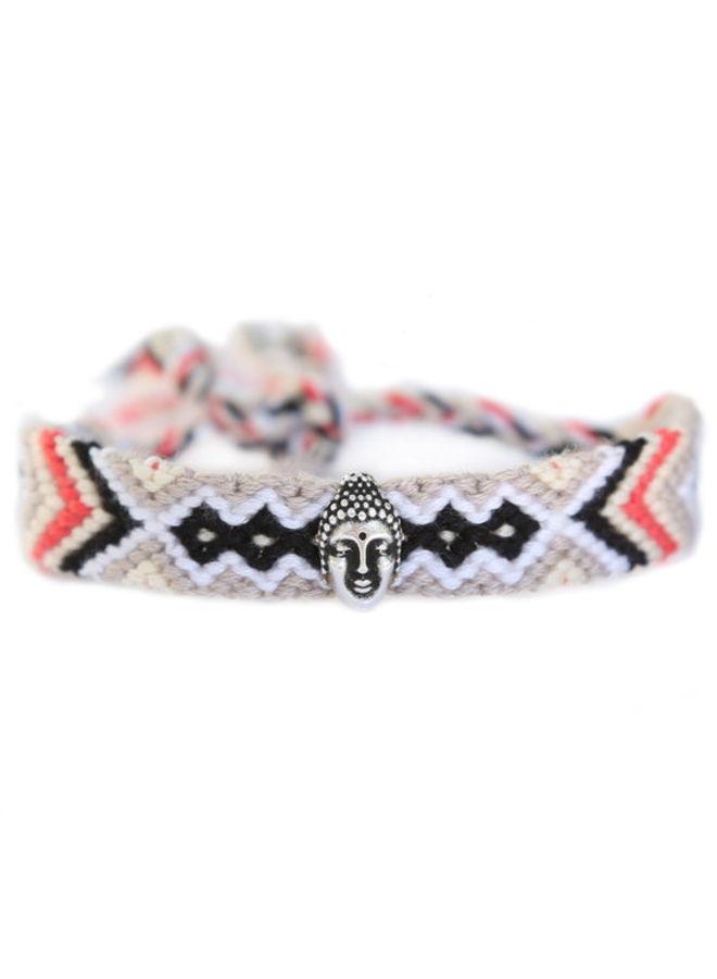 Bracelet cotton no. 4