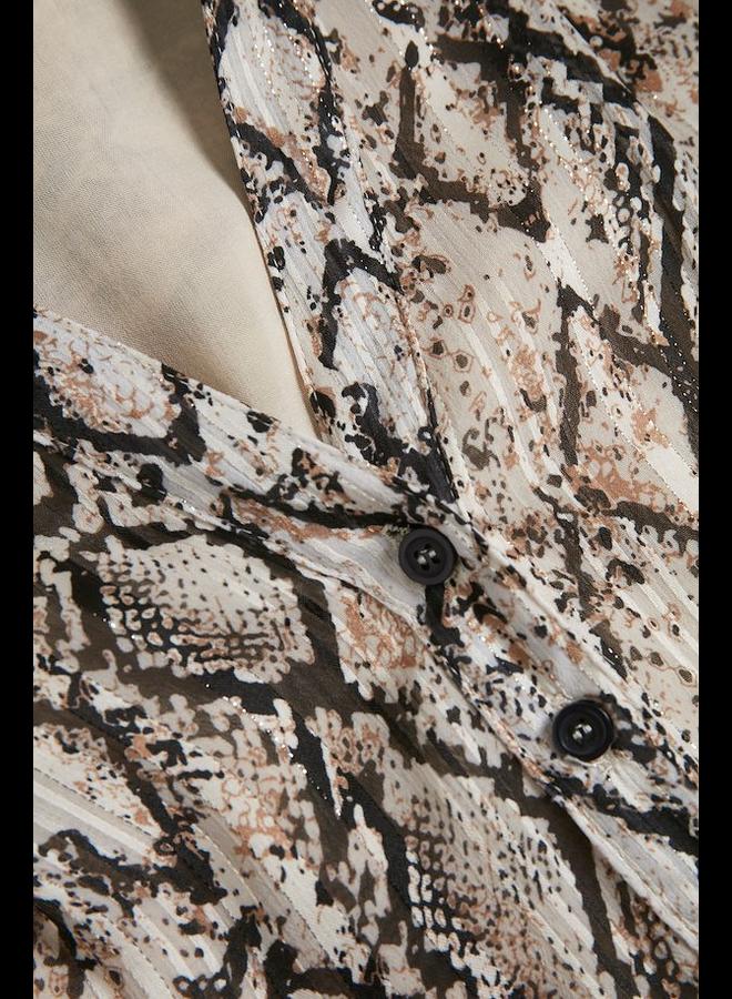 Devina Dress - Toffee