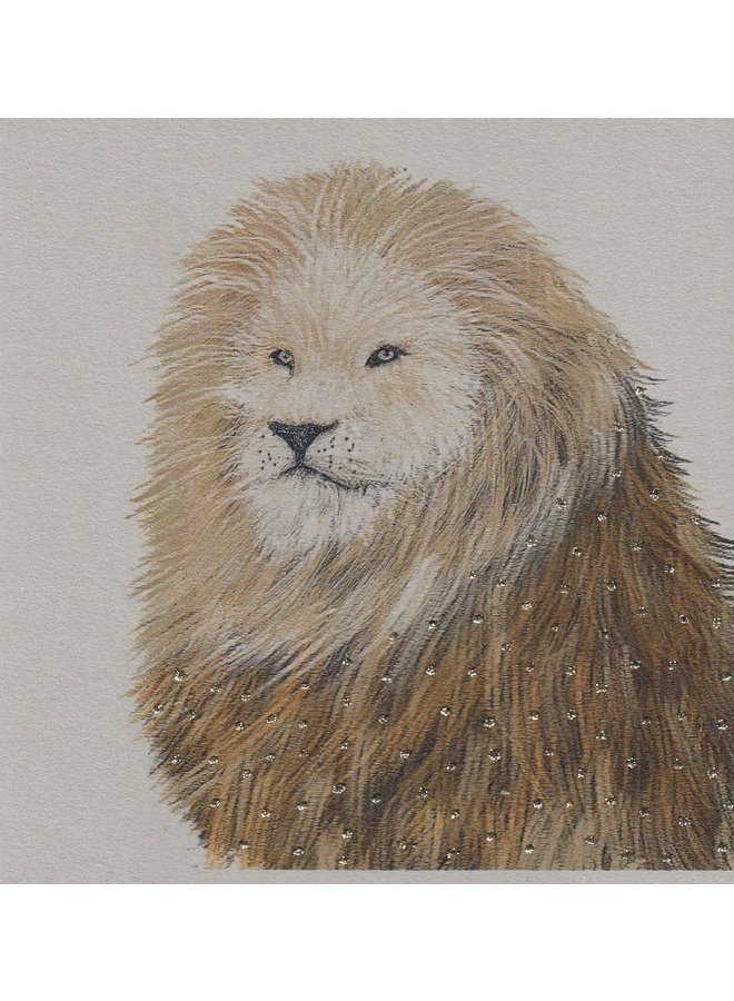 Big Friendly Lion