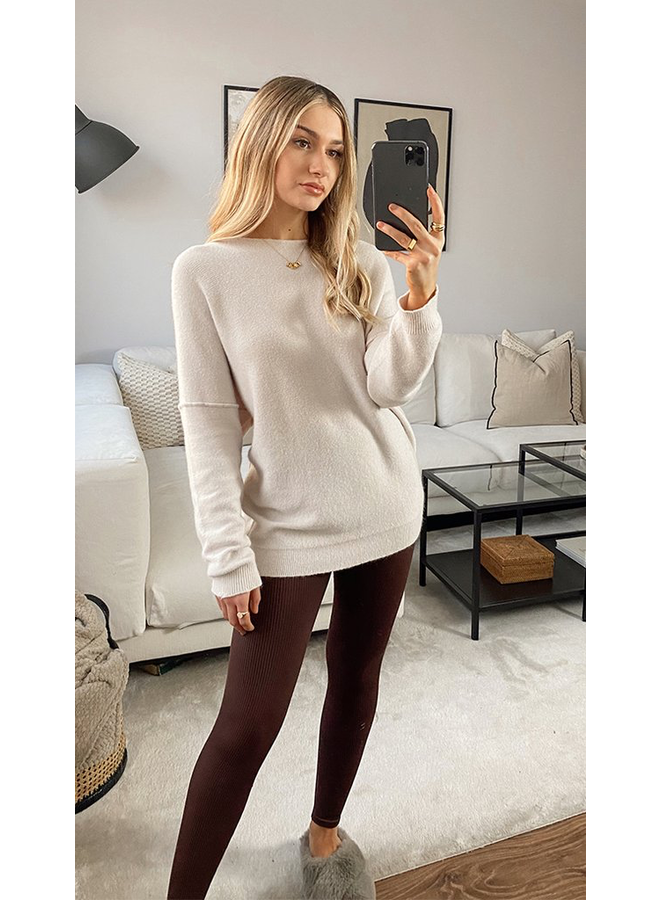 Anais Sweater - Ivory