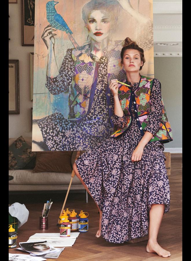 Nee Dress - Flower Print