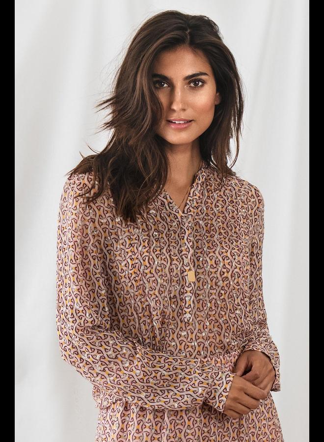Helena Shirt - Light Pink