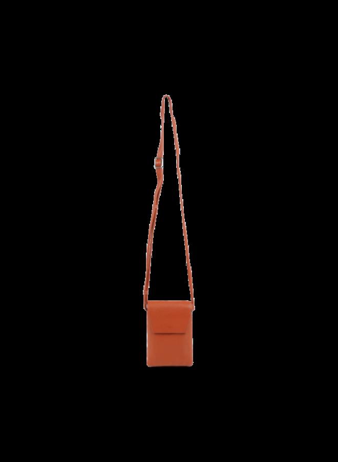 Mara Crossbody Bag - Burnt Orange