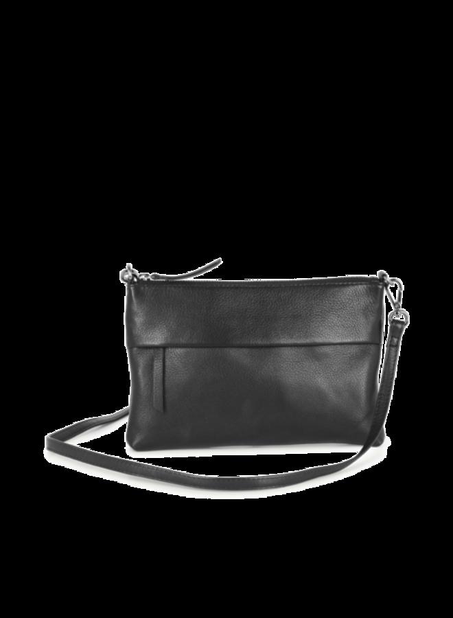 Riley Crossbody Bag - Black