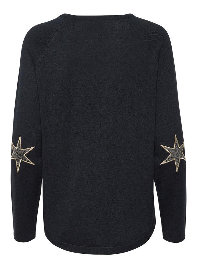 Annemarie star pullover - Salute