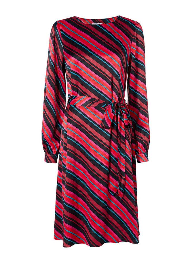 Helen Stripe Dress