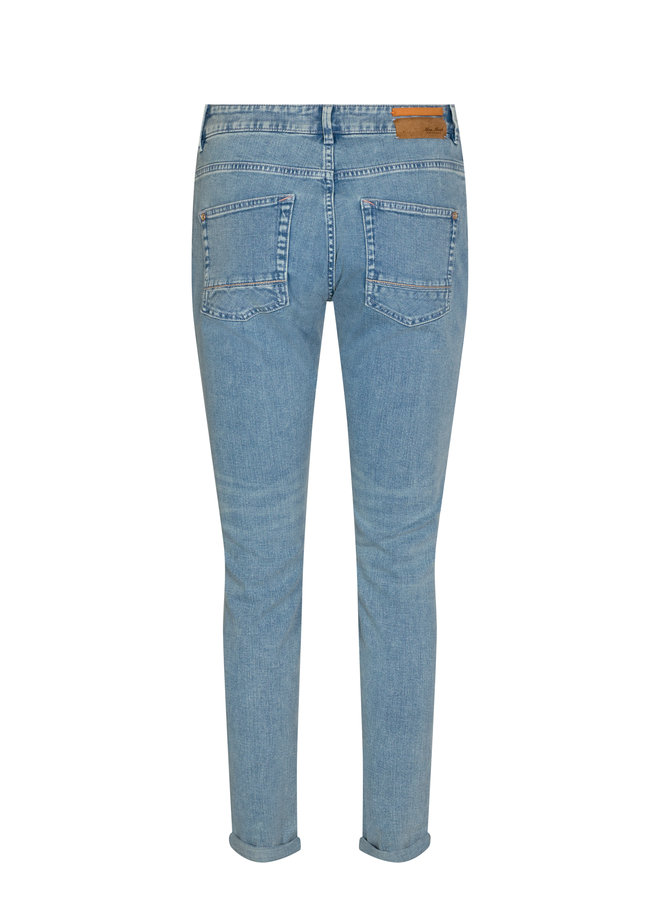 Bradford Smooth Regular Jeans - Light Blue