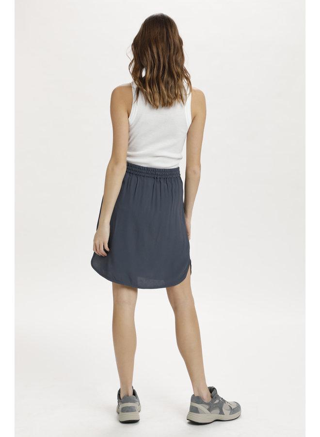 Amina Skirt - Ombre Blue