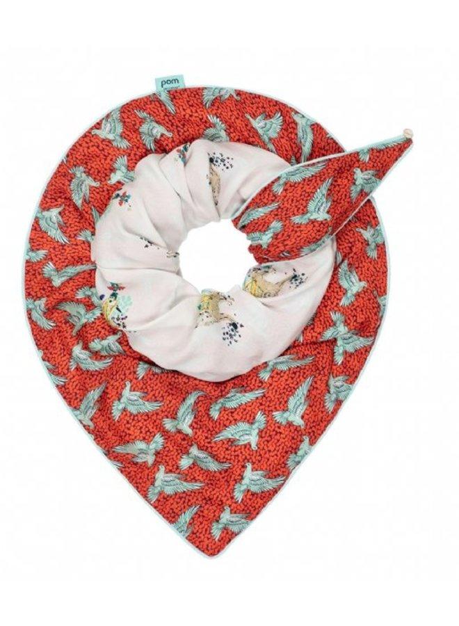 Double Keesje scarf