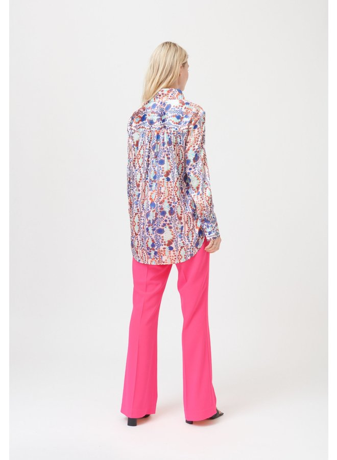 Nate Tunic - Snake Red