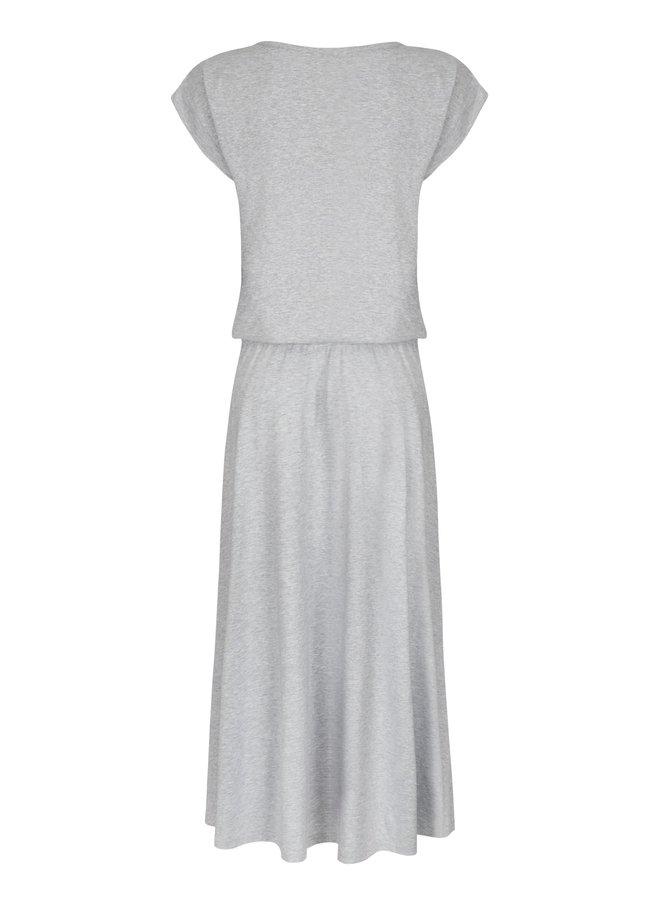 Montrose Dress - Grey Marl