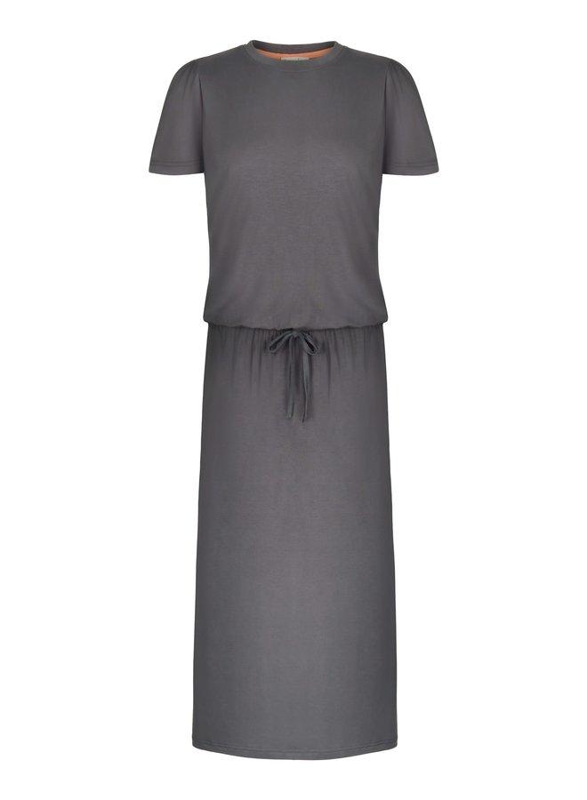 Cosmic Jersey Dress - Grey