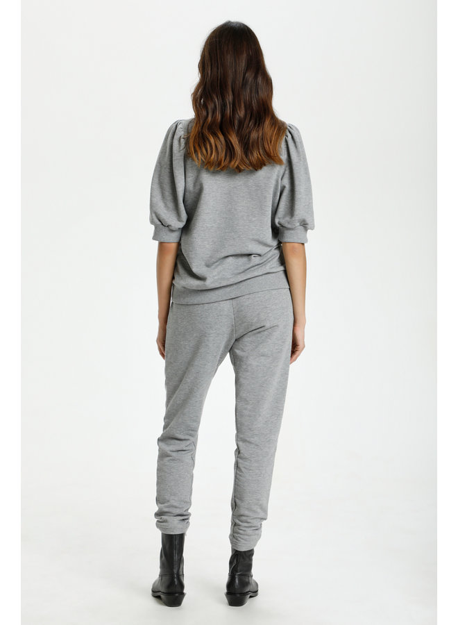 Vega Sweatshirt - Grey Melange