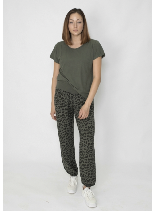Abstract Slouchies - Military Leo