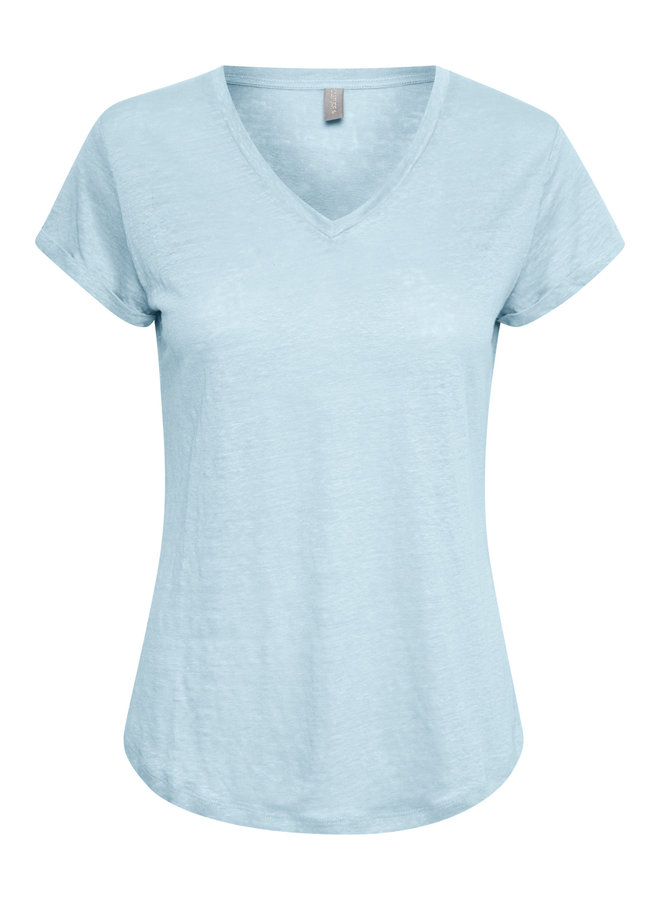 Angla T-shirt - Cashmere Blue