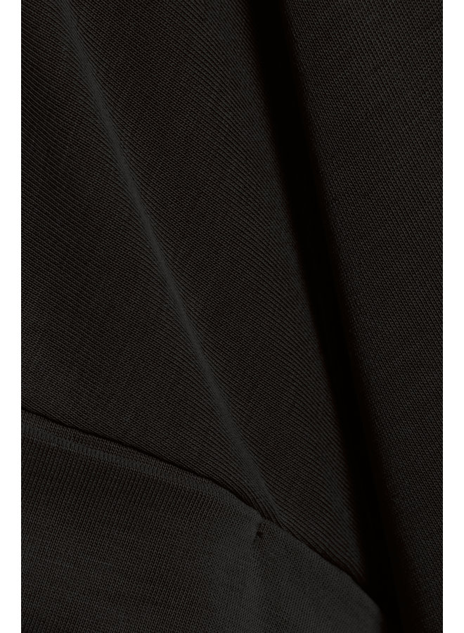 Kajsa T-Shirt Dress - Black