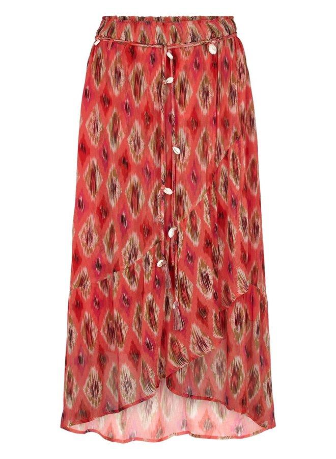 Nille Skirt - Calypso Coral