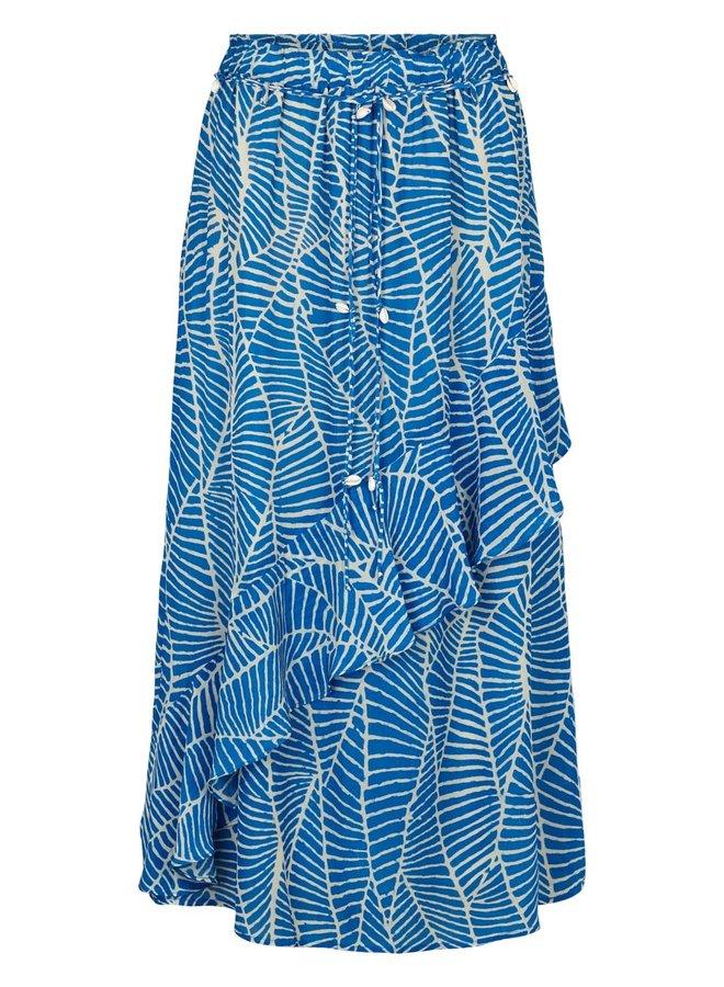 Nadia Skirt - Princess Blue