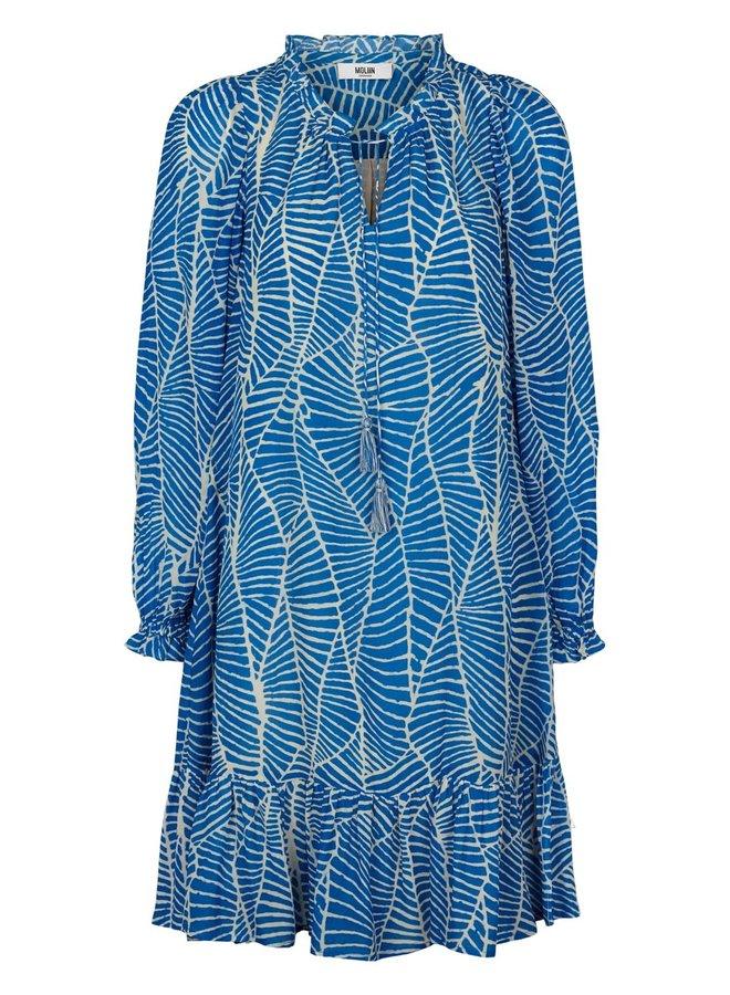 Otta Dress - Princess Blue