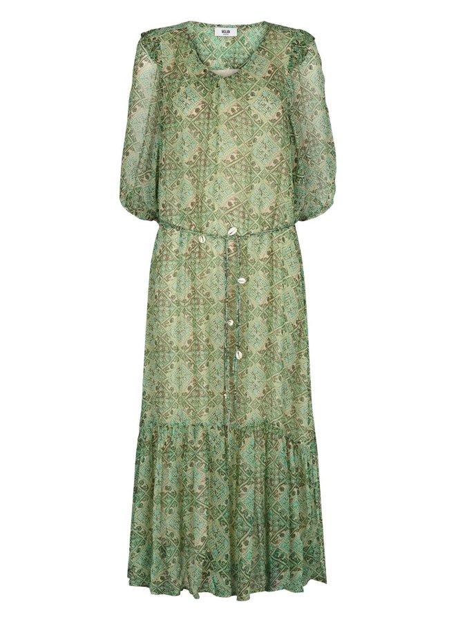 Liberty Dress - Green