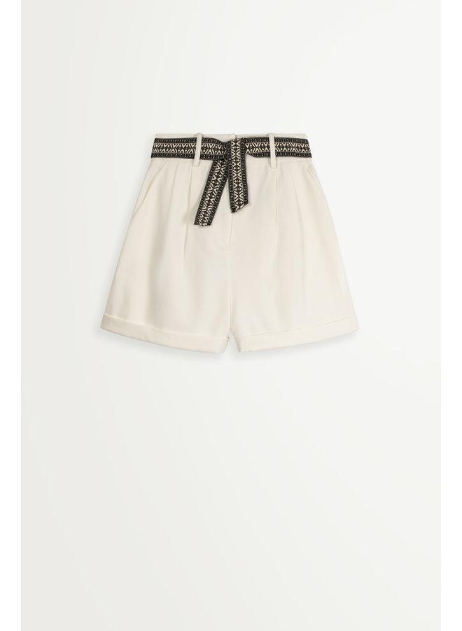 Billie Shorts - White