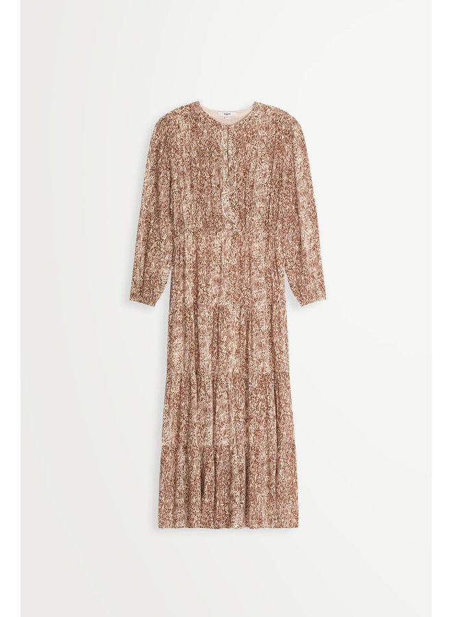 Cameron Dress - Terracotta