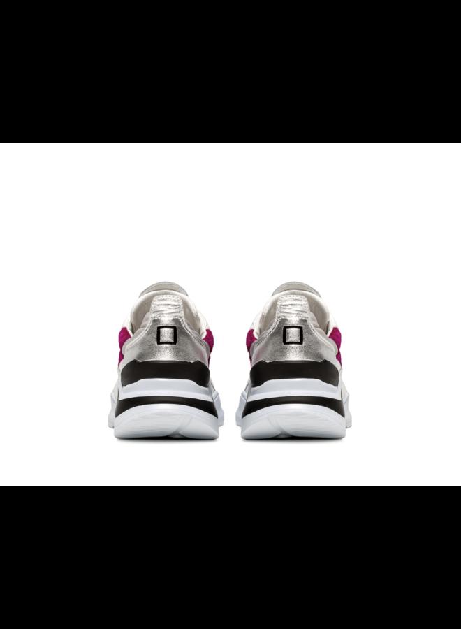 Fuga Nylon Trainer - Grey