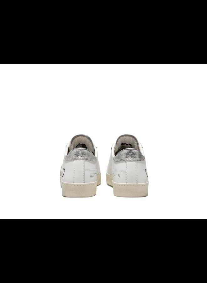 Hill Low Calf - White/Silver
