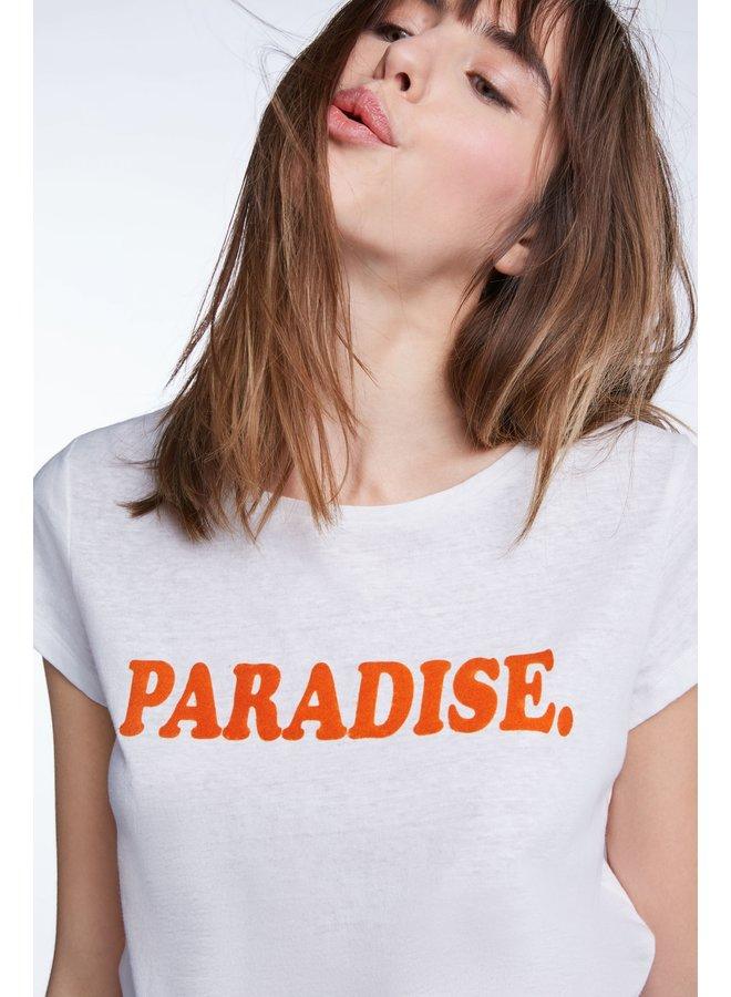 Paradise T-Shirt - White