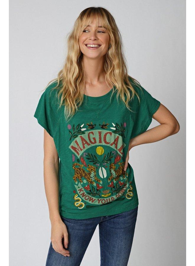 Magical Tee - Green