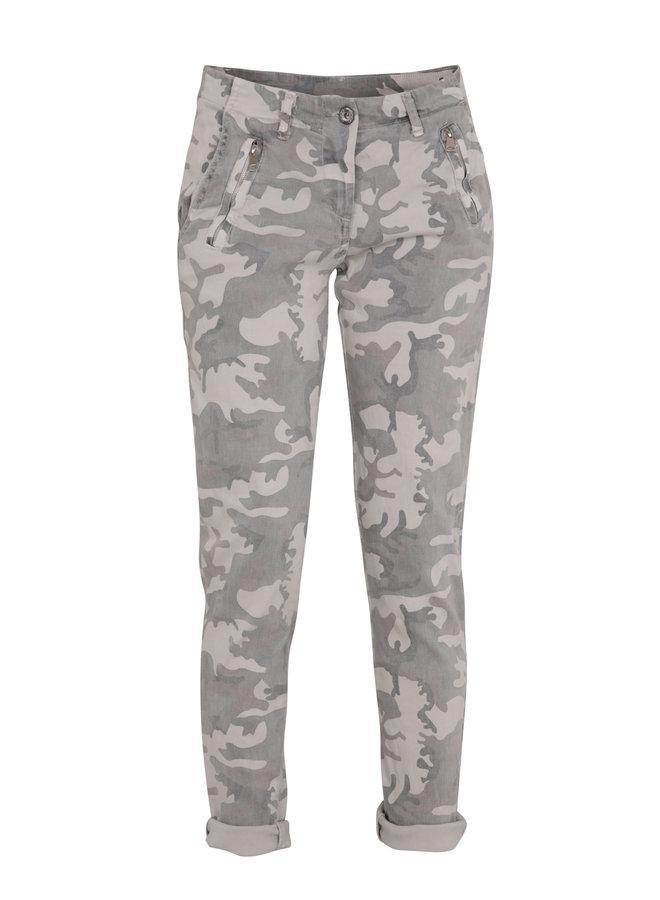 Camouflage Combat Pants - Camouflage