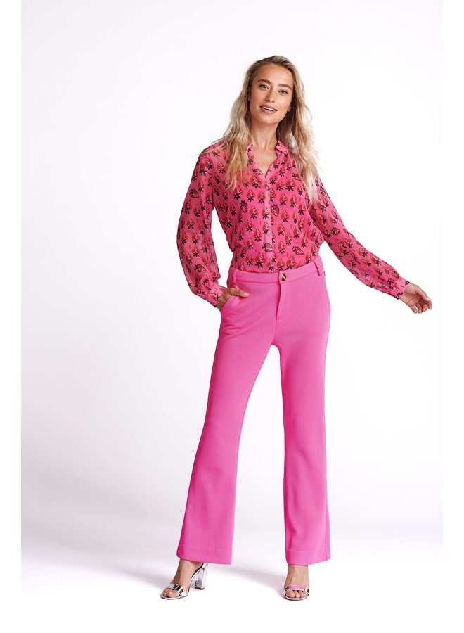 Strawberry Shirt - Pink