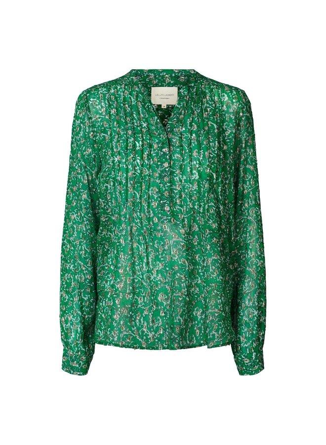 Helena Shirt - Dark Green