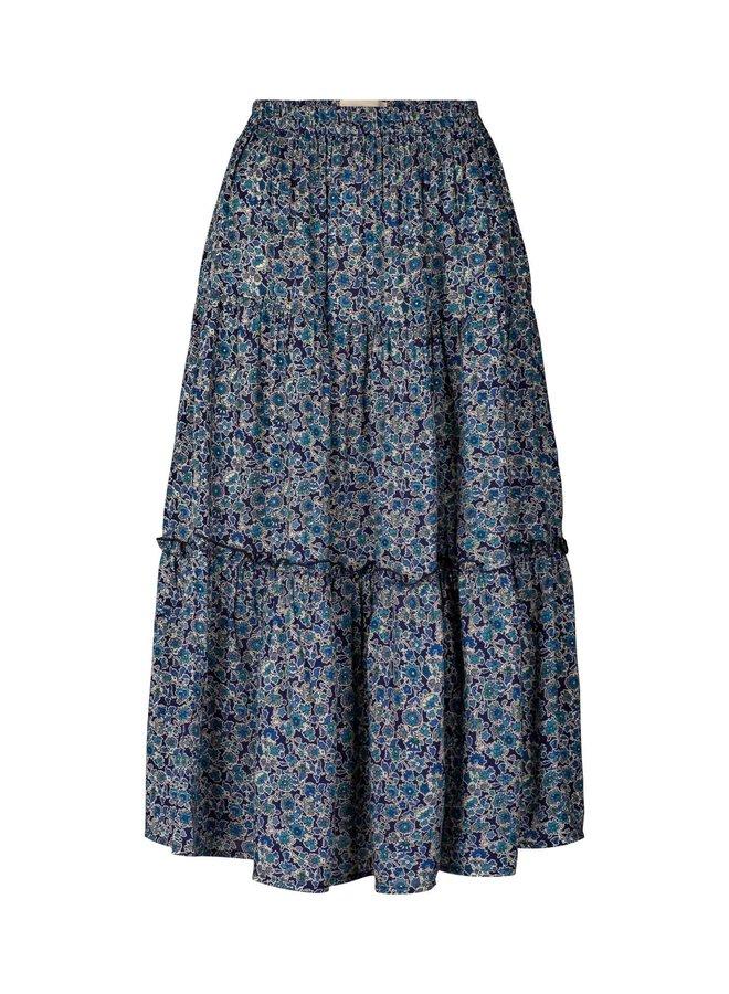 Morning Skirt - Dark Blue