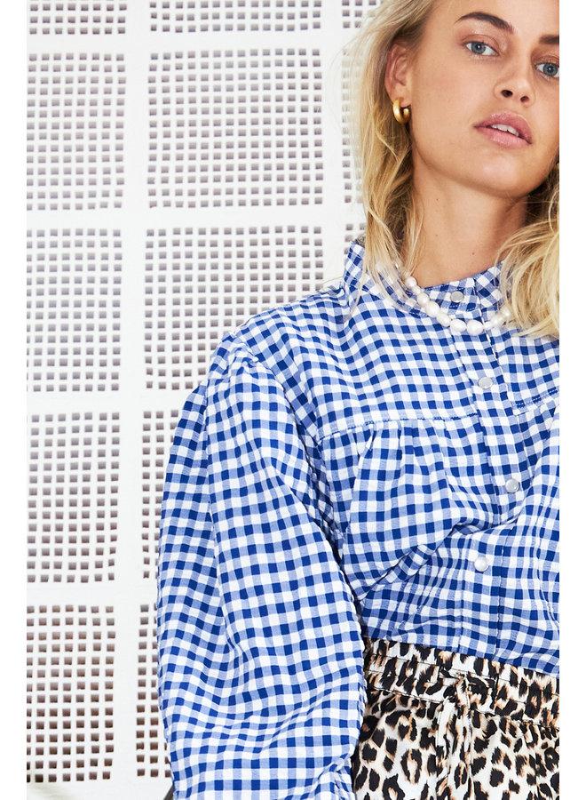 Frankie Shirt - Neon Blue
