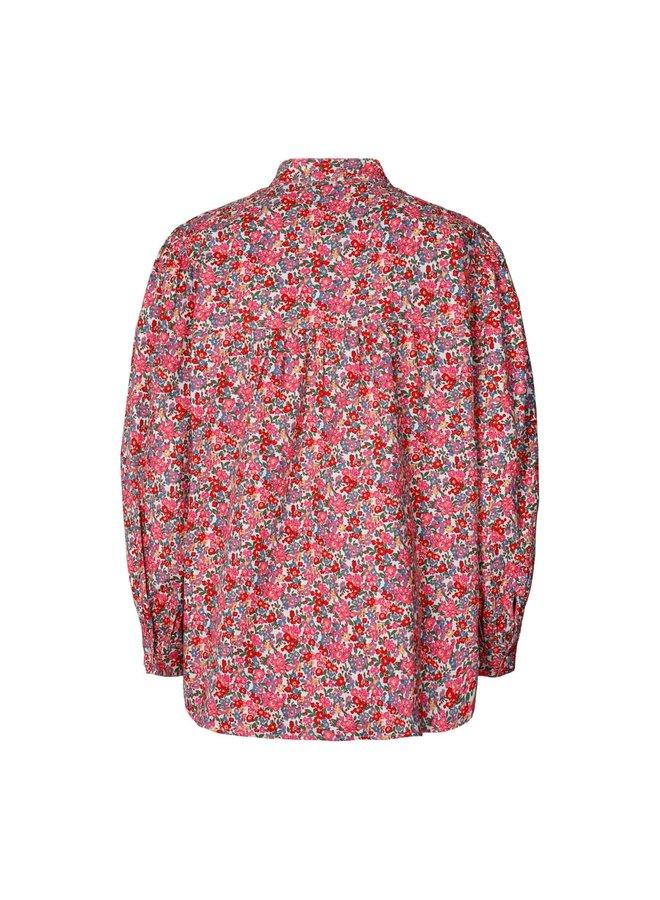 Frankie Shirt - Flower Print