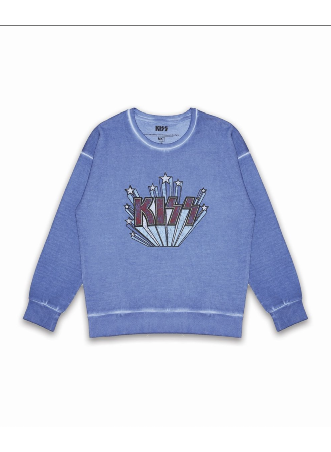 Sound Kiss Sweater - Azur