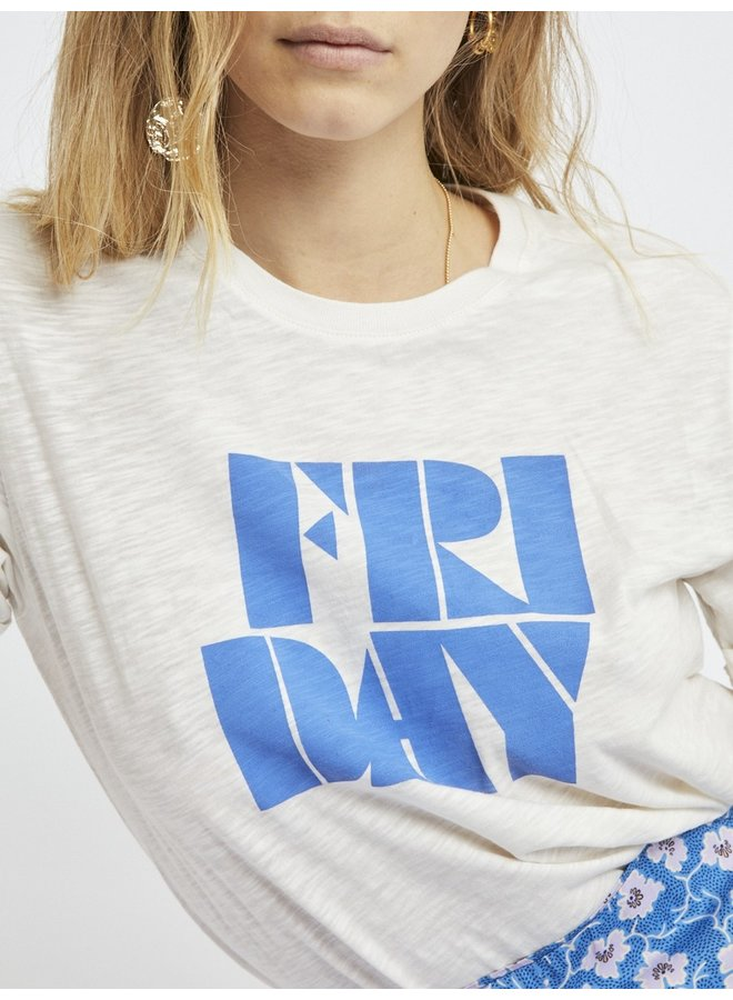 Friday Tee - Off White