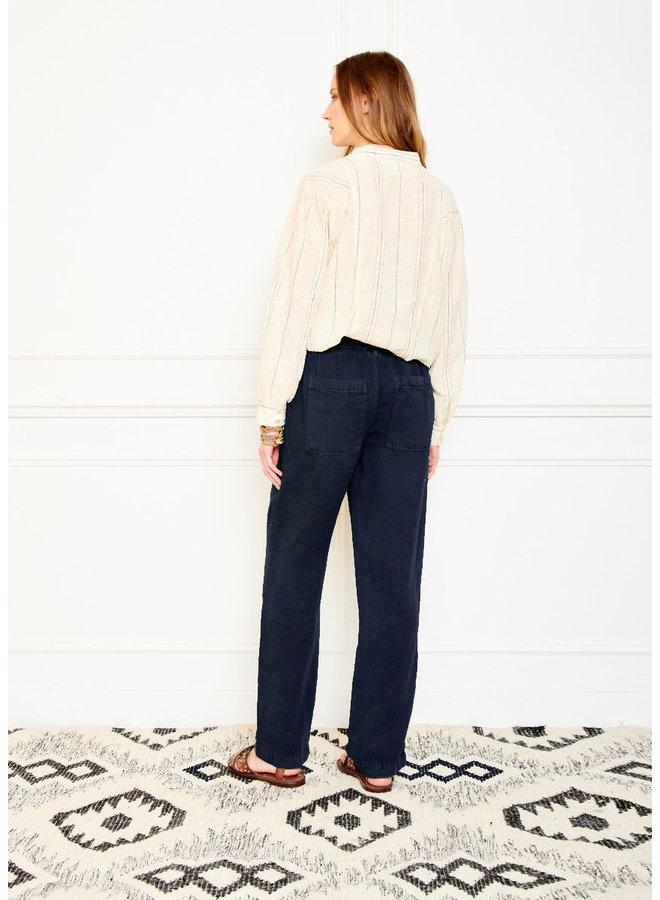 Picsou Trousers - Navy