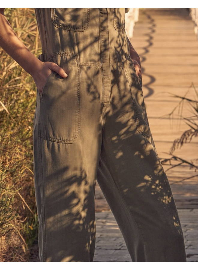 Canelle Jumpsuit - Khaki