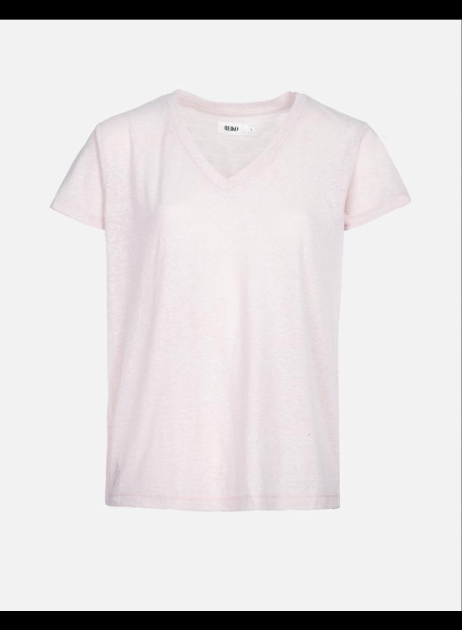 Taco T-shirt - Rose Smoke