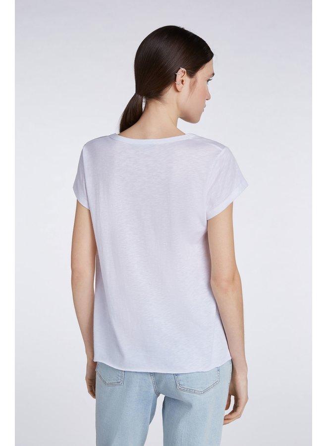 Mum T-Shirt - Bright White