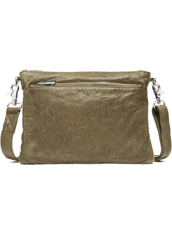 Mini Crossbody Bag - Olive