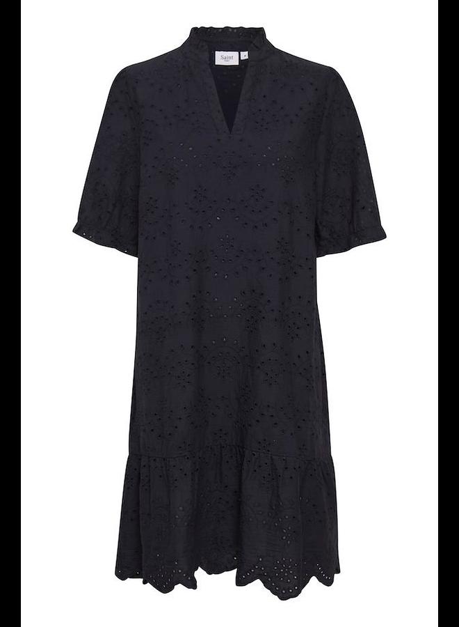 Geleksa Dress - Blue Deep
